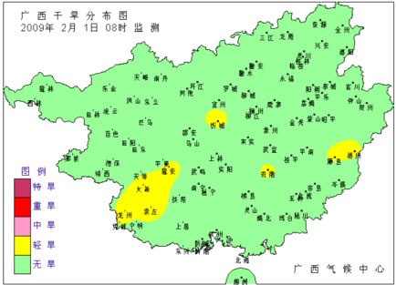 广西扶绥地图全图
