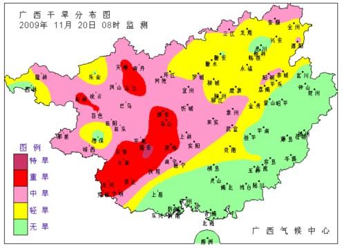 广西来宾金秀地图